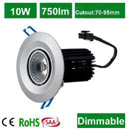 10W COB LED Downlgiht
