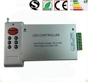 RF 8Key LED RGB controller