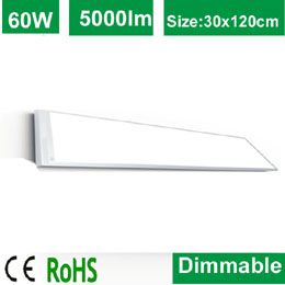 30x120cm LED Panel Light 30W 40W 60W