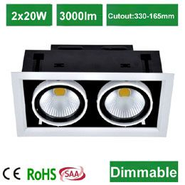 40W COB down light
