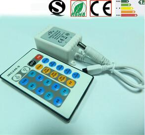 IR 24 Single Color LED Controller